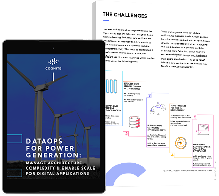 DataOps for power generation