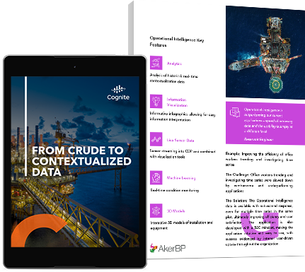 From crude to contextualized data