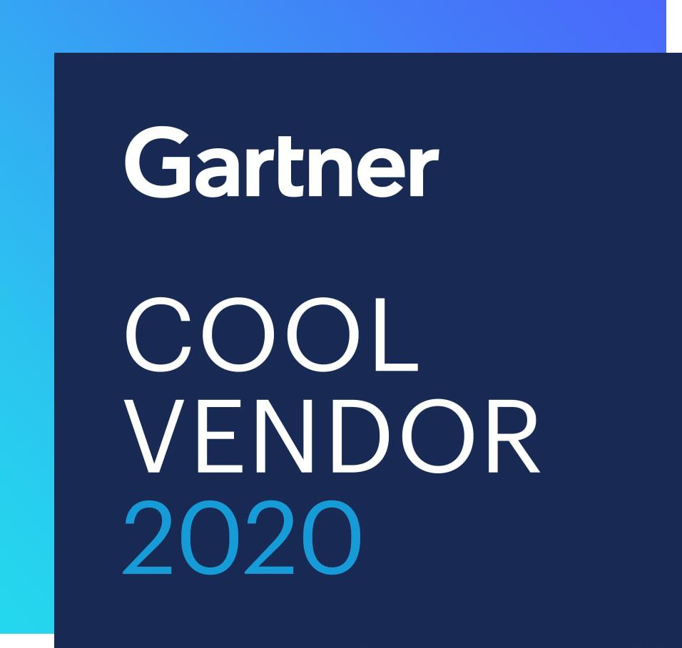 Gartner Cool Vendor 2020