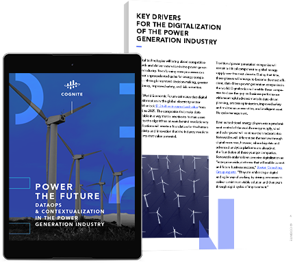 Power generation white paper