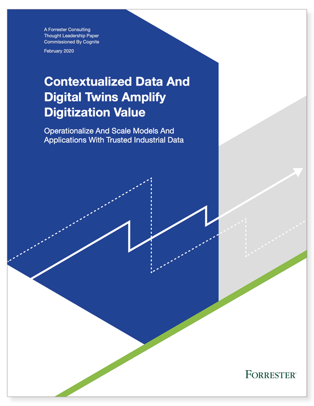 Contextualized Data And Digital Twin Usher Industrial Firms To Digitization Value