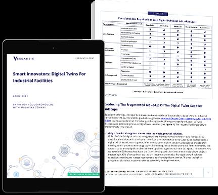 Verdantix report smart innovators