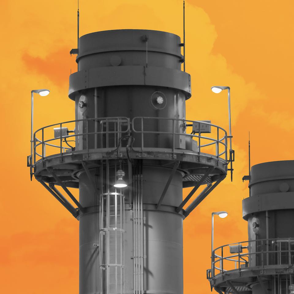 dataops - Gas Turbine Towers